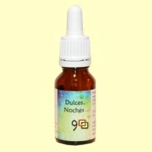 9 Dulces Noches - Preparado floral - 30 ml - Lotus Blanc