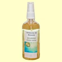 Dulces Noches - Seguridad - Armonizador Ambiental Floral Gemoterapia - 100 ml - Lotus Blanc