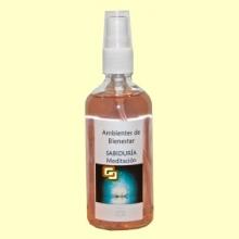 Meditación - Sabiduría - Armonizador Ambiental Floral Gemoterapia - 100 ml - Lotus Blanc