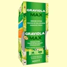 Graviola Max - 500 ml - Novity *