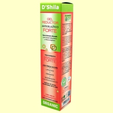 Gel Reductor Anticelulítico Forte - 200 ml - D'Shila