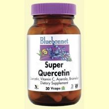 Super Quercetin - 30 cápsulas - Bluebonnet