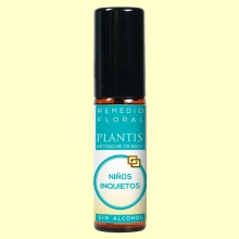 Remedio Floral Niños Inquietos - 20 ml - Plantis