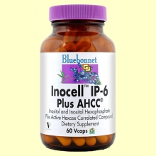 Inocell TM IP-6 Plus AHCC® - 60 cápsulas - Bluebonnet