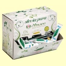 Stevia Líquida Línea Silver - 150 monodosis - Ecosalud Alnaec