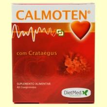Calmoten - Ayuda para el Corazón - 60 comprimidos - Dietmed