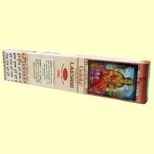Incienso Lakshmi Goloka - 15 gramos - Aarti