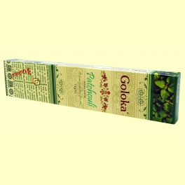 Incienso Patchouli - 15 gramos - Goloka