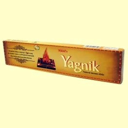 Incienso Nikhil's Yagnik - 15 varillas - Goloka