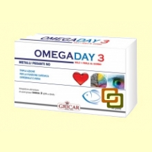 OmegaDay 3 - 30 perlas - Gricar