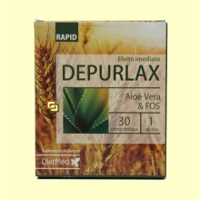 Depurlax Rapid - 30 compridos - Dietmed