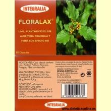 FloraLax - Integralia - 60 cápsulas