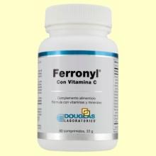 Ferronyl con Vitamina C - 60 comprimidos - Laboratorios Douglas