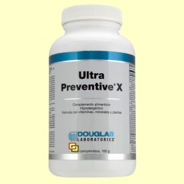 Ultra Preventive X - 240 comprimidos - Laboratorios Douglas