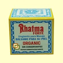 Ungüento Rhatma Forte - 50 ml - Rhatma