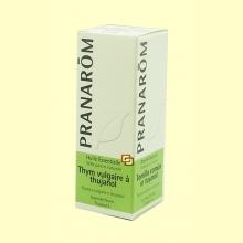 Tomillo común qt Tuyanol - Aceite esencial - 5 ml - Pranarom
