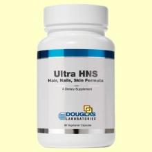 Ultra HNS - Pelo, Piel y Uñas - 90 cápsulas - Laboratorios Douglas
