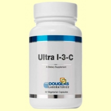 Ultra I-3-C - 60 cápsulas vegetarianas - Laboratorios Douglas *