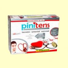 Pinitens - Tensión arterial - 60 cápsulas - Pinisan Laboratorios *