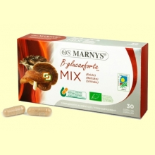 MIX de Setas B-glucanforte - 30 cápsulas - Marnys