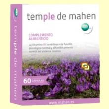 Temple - 60 cápsulas - Mahen