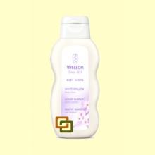 Leche Corporal de Malva Blanca Baby Derma para Pieles Atópicas - 200 ml - Weleda