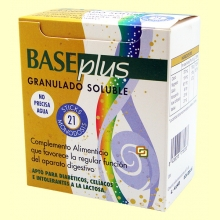Base Plus Granulado Soluble - 21 sticks - Herbofarm