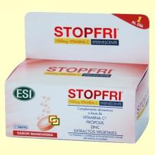 Stopfri Efervescente - Sistema inmunitario - 10 tabletas - Laboratorios ESI