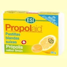 Propolaid Caramelos Sabor Limón - 50 gramos - Laboratorios ESI