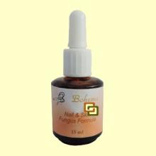 Anti hóngos uñas y piel - 15 ml - Bohema