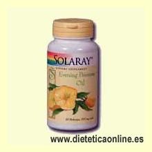 Evening Primrose Oil 90 perlas de Solaray