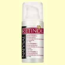 Contorno de ojos Retinol - 15 ml - Natysal