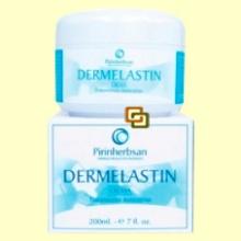 Crema Antiestrías Dermelastin - 200 ml - Pirinherbsan