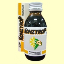 Hep Konzyrop - Sistema digestivo - 125 ml - Pirinherbsan