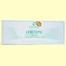Fortepil - Anti caída capilar - 10 ampollas - Pirinherbsan