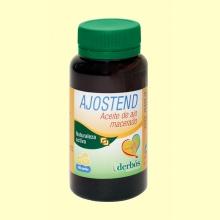 Ajostend Aceite de Ajo Macerado - 100 perlas - derbós
