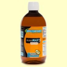 Ergysport Oligomax - 500 ml - Nutergia