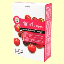 Urimed Complex - 28 cápsulas - DietMed *