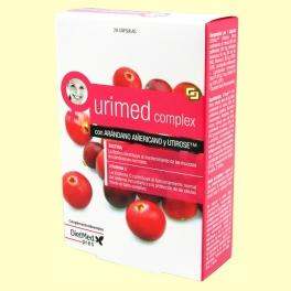 Urimed Complex - 28 cápsulas - DietMed