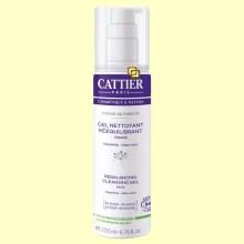 Gel limpiador reequilibrante - 200 ml - Cattier