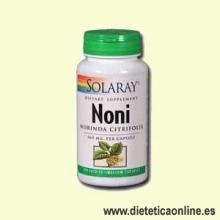 Noni - 100 cápsulas - Solaray *