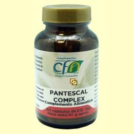 Pantescal Complex - 60 cápsulas - CFN Laboratorios