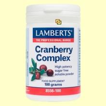 Complejo de Arándano Rojo - Hierbas - Plantas - Lamberts - 100 gramos