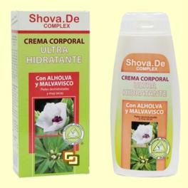 Crema Corporal Ultra Hidratante - 250 ml - Shova.De