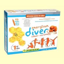 Energisan Diver - 15 viales - Pinisan Laboratorios