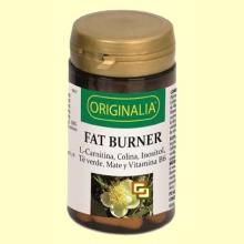 Originalia Fat Burner - Control del peso - 60 cápsulas - Integralia