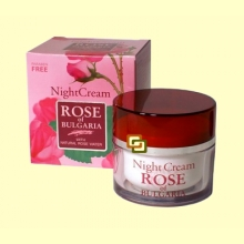 Crema Nutritiva de Noche - 50 ml - Rose of Bulgaria