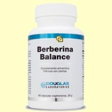 Berberina Balance - 60 cápsulas - Laboratorios Douglas