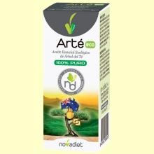 Arté Aceite esencial ecológico de Árbol del Té - 15 ml - Novadiet