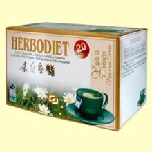 Infusión Herbodiet Vigila la Tensión - 20 bolsitas filtro - Novadiet